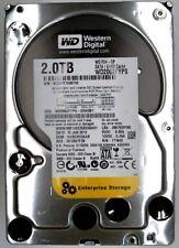 2 TB SATA Western Digital WD2002FYPS-02W3B1 64MB Festplatte #W2TB-0783