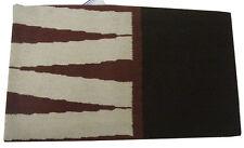 """West Elm Steven Alan Zigzag Pillow Cover - 12"""" x 21"""