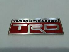 RACING DEVELOPMENT TRD Toyota Emblem Celica Supra FRS MR2  RAV4 (Fast Shipping)