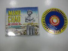 MANU CHAO CD SINGLE ME GUSTAS TU 2001