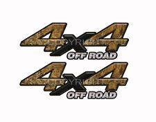 4X4 OFF ROAD GRASSLAND Camo Decals Truck Stickers 2 Pack KM030ORBX