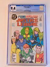 Justice League 1 CGC 9.4