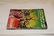 (54) Fantastic universe science fiction 1957 / Harrison Bloch Young Goldstein...