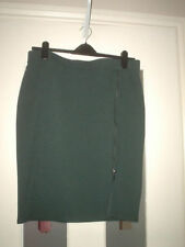 Viscose Patternless Plus Size Skirts NEXT for Women