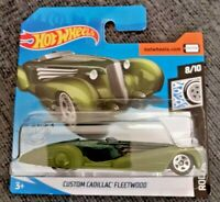 MATTEL Hot Wheels CUSTOM CADILLAC FLEETWOOD Brand New Sealed