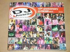 BOITIER 2 CD + DVD RARE / DJ AWARDS / 10EME ANNIVERSARY PACHA IBIZA / NEUF
