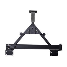 Rugged Ridge Rear XHD Tire Carrier Only 07-17 Jeep Wrangler & Unlimited 11546.22