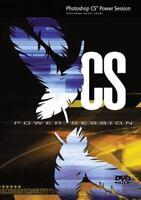 Photoshop CS Power Session DVD New Riders Press DVD