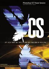 Photoshop CS Power Session by Scott Kelby (2004, DVD-ROM)