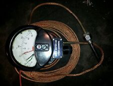 MotoMeter D7250 Leonberg industrial temperature gauge