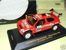 CITROEN ZX  Gagnant Paris Dakar 1995  IXO RAC035   1/43