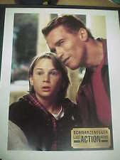 THE LAST ACTION HERO, original German LCS [Arnold Schwarzenegger]