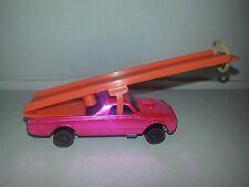 1969 Hot Wheels Redline Hot Pink Fleetside Sky Show - Very Rare!