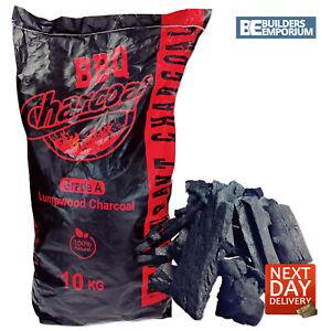 Charcoal Lumpwood For BBQ Grade A Restaurant 10kg & 4kg 100% Barbecue