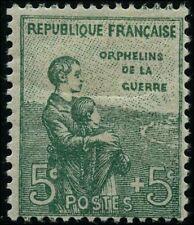France 1917 stamps definitive MH Mi  CV $22.00 171230120