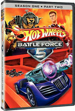 HOT WHEELS BATTLE FORCE 5: SEASON 1 PT.2 (2PC) - DVD - Region 1