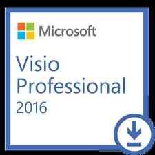 Microsoft Visio Professional 2016 1 User Full Software Download