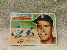 1956 TOPPS#38 BOB KENNEDY AUTOGRAPHED CARD