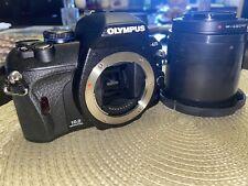Olympus EVOLT E-420 10.0MP Digital SLR Camera - Black (w/ 14-42mm Lens)