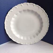 Vintage White Spode Fine English Bone China Plate