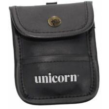 Unicorn Zubehörtasche schwarz 8,5 x 10 x 0,5 cm