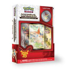 Victini Mythical Collection Pin Box Pokemon TCG Generations Packs 20 Anniversary