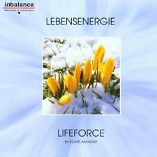 CD- LEBENSENERGIE-LIFEFORCE- BY STUART ANATHONY - NEUWERTIG