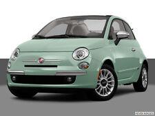 2012 Fiat 500 C Pop Convertible 2-Door
