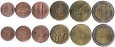 Aserbaidschan 1, 3, 5, 10, 20, 50 Qäpik 2005