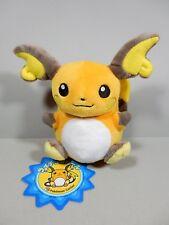 Oficial Nintendo Pokemon Center Japón Raichu Pokedoll Felpa Suave Juguete MWT