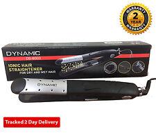 Dynamic DS-6003 Iónico Fino Plancha De Pelo para mojado Cabello Secos 200C
