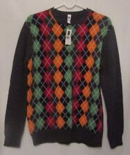 NWT Gap Kids Outlet  Multicolor Sweater Boys Long Sleeve  Size XL (12)