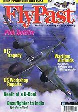 METEOR / PINK SPITFIRE / BEAUFIGHTERFlypastMay2000