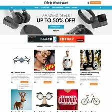 Fully Autopilot affiliate Website ✅ New Design ✅100% Autopilot ✅ SEO Ready