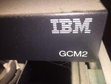 IBM Gcm2 16 Port KVM IP Switch RACKMOUNT 17352GX /39M2878
