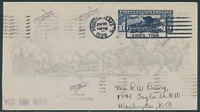 1928 DEMOCRATIC PARTY CONVENTION COVER FROM HOUSTON, TX FANCY DONKEY CNLS BS2359