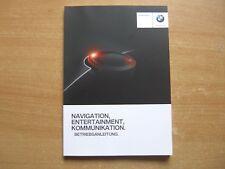 Mode d'emploi BMW Navigation Entertainment communication 10.2014