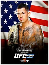 """~~ ANTHONY PETTIS """"SHOWTIME"""" Authentic Hand-Signed """"UFC FIGHTER"""" 8.5x11 Photo ~~"""