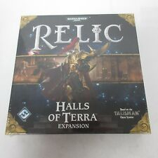 FFG 2015 Warhammer 40,000 Relic: Halls of Terra EXP Out-of-print Talisman New