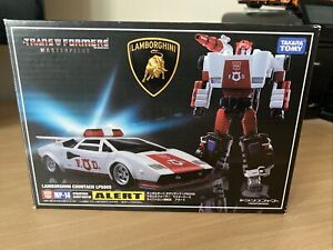 Transformers Masterpiece MP-14 Redalert