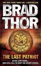 The Last Patriot by Brad Thor (Paperback) New Book