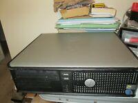 Dell Optiplex 755 Intel Core 2 Duo 2.33Ghz, 500Gb HDD, 4Gb RAM, DVDRW, Win 10