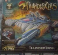2011 BANDAI THUNDERCATS THUNDERTANK WITH EXCLUSIVE SNARF FIGURE