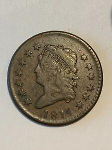 1814 Large Cent