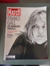 PARIS MATCH FRANCE GALL COLLECTOR
