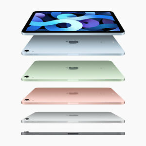 "2020 Apple iPad Air 4th Gen 64GB/256GB WiFi 10.9"" Latest Model"