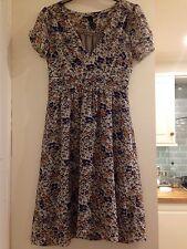 H&M Floral Print Dress 8
