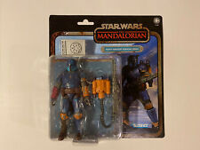 New listing Star Wars Black Series Heavy Mandalorian Credit Collection 6� Exclusive In Hand