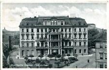 uralte AK, Bad Teplitz-Schönau (Teplice), Städisches Kurhaus, Feldpost