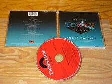 ROGER DALTREY - TOMMY ORCHESTRAL / ALBUM-CD 2019